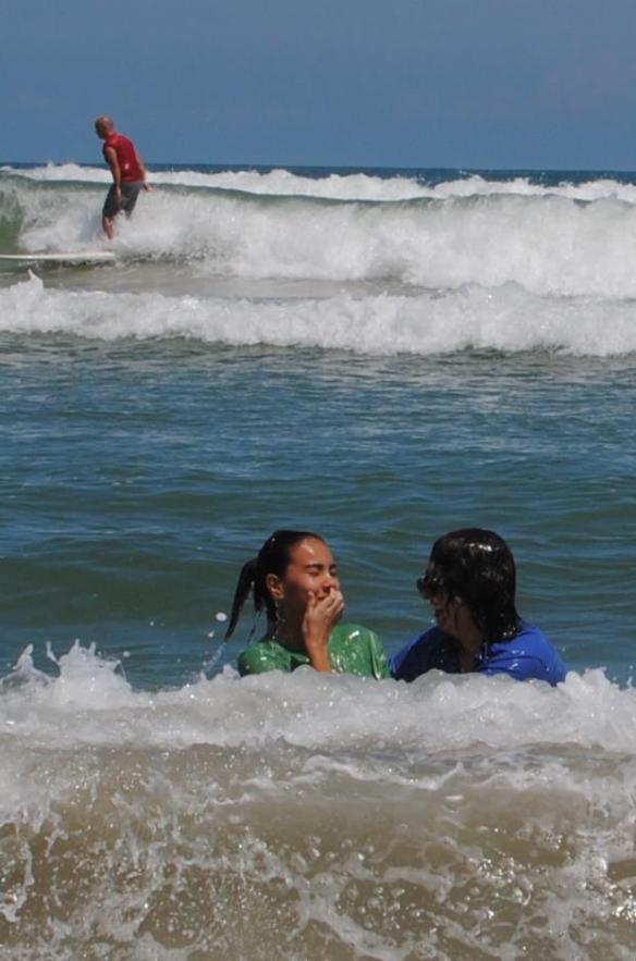 chelsea's baptism