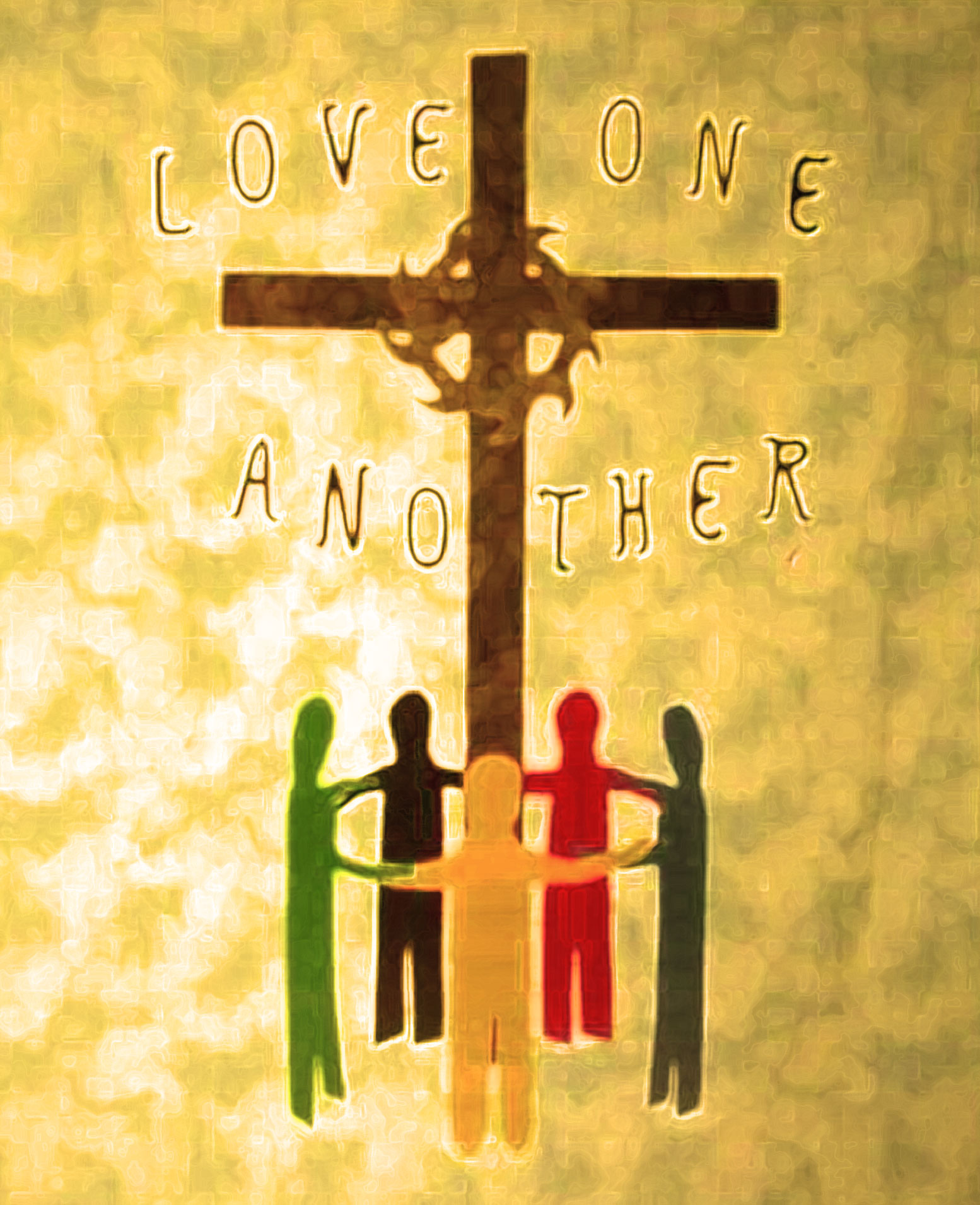 Love One Another as I Have Loved You | Revlisad.com