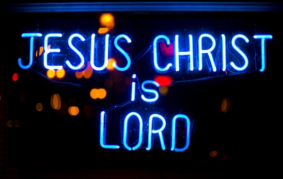 Jesus Christ is Lord by Thomas Hawk