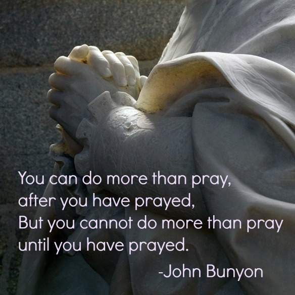 bunyon prayer quote 2
