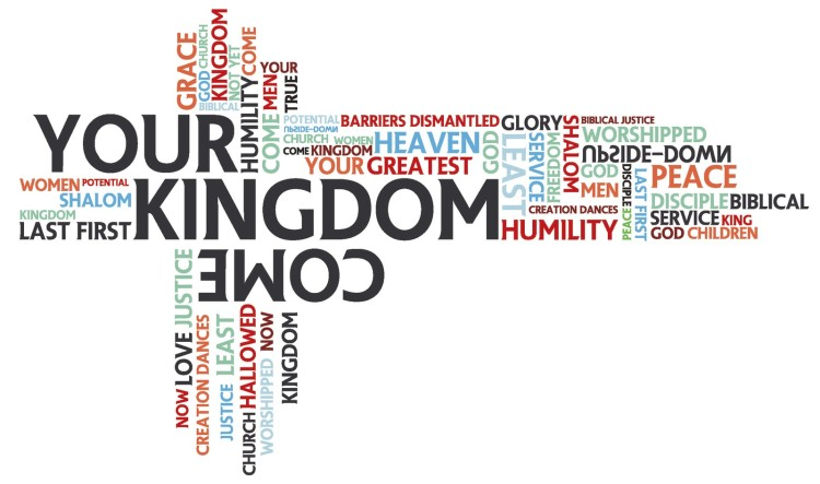 Image result for quotes about the kingdom of god
