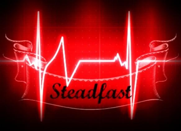 Steadfast by Lisa Ann Moss Degrenia.