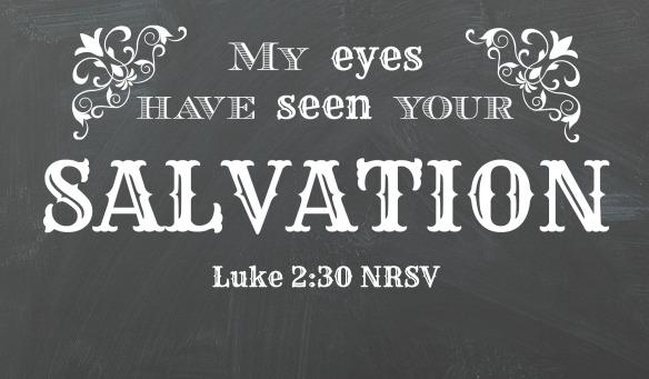Luke 02 30