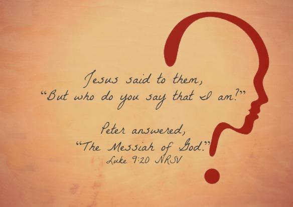 Luke 09 20