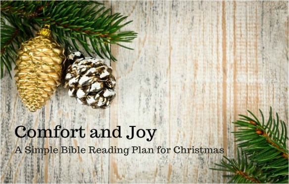 christmas bible reading plan rustic 4