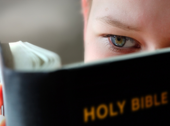 child read bible