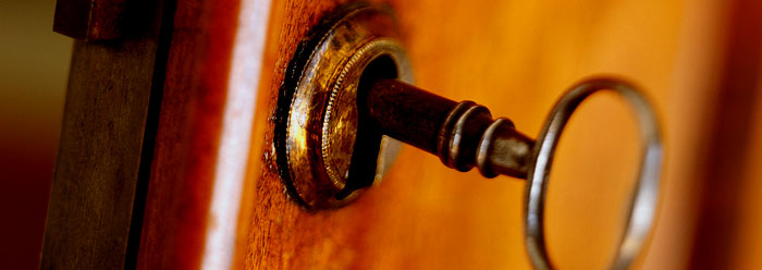 door-with-key
