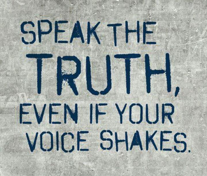 quotes  speaking truth