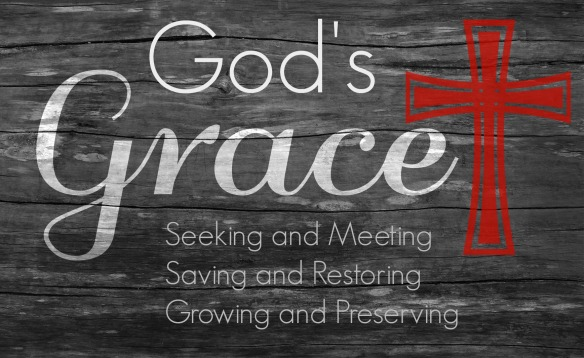 grace sermon series logo