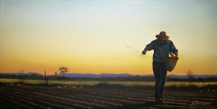Prayer based on Jesus' Parable of the Sower (Matthew 13, Mark 4 ...