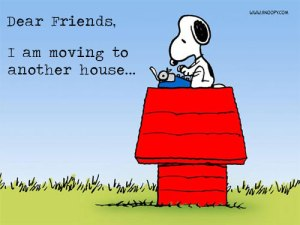 Snoopy-moving