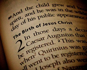 bible luke 2