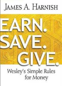 earn save give cover