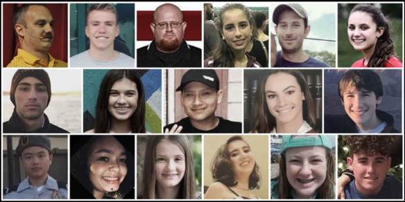 douglas high school shooting victims