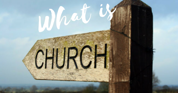 Sermon Series Website What is Church