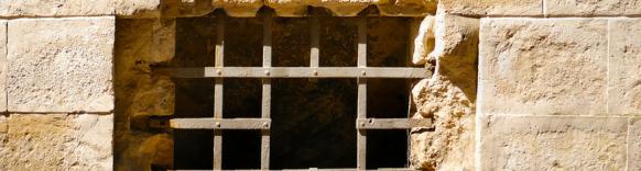 Sermon Subpage Header roman prison
