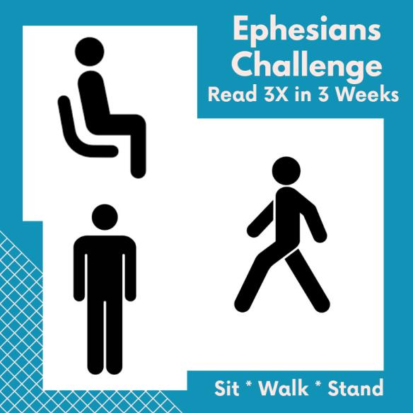 Ephesians Challenge Graphic
