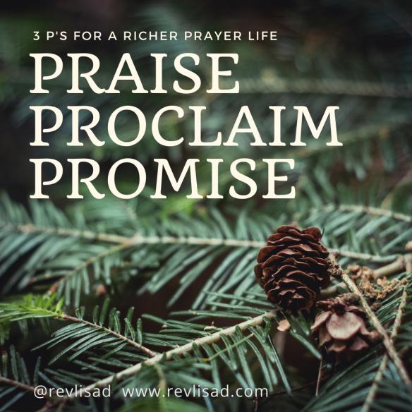 Praise Proclaim Promise