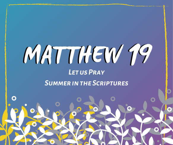 Summer in the Scriptures (3)