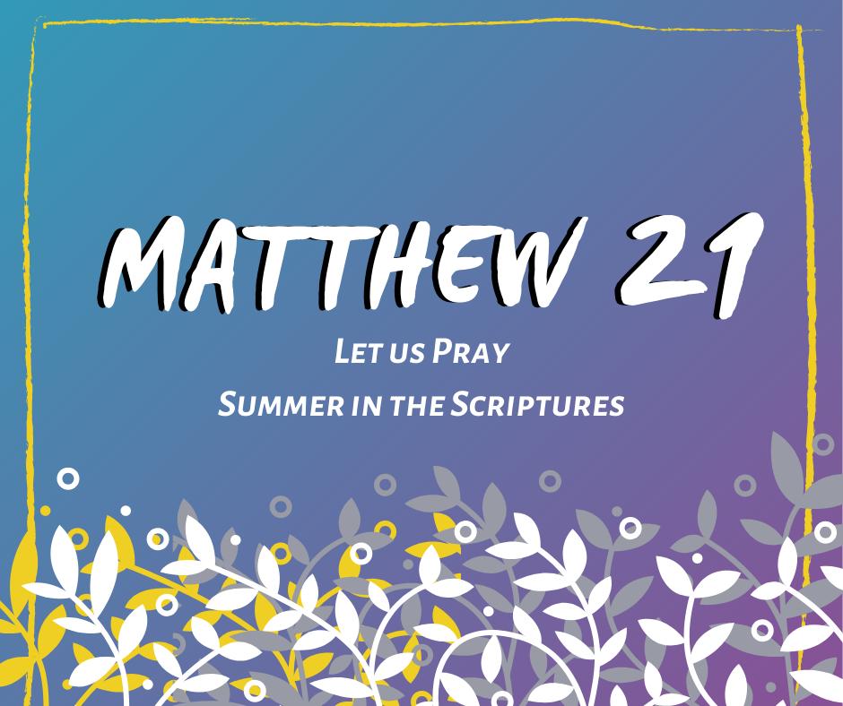 Summer in the Scriptures (5)
