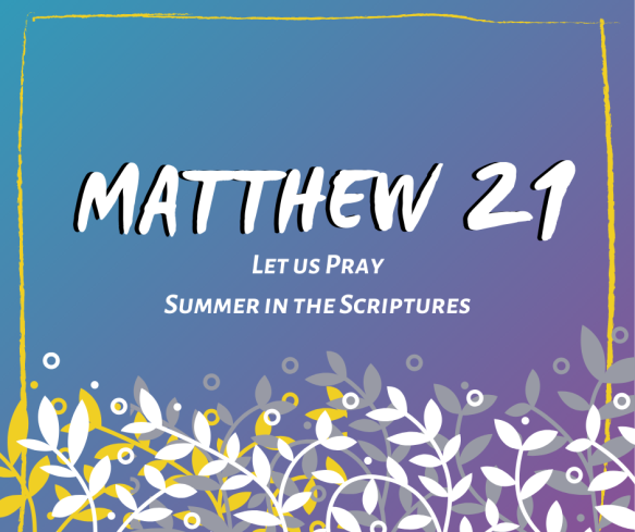 Summer in the Scriptures (5)