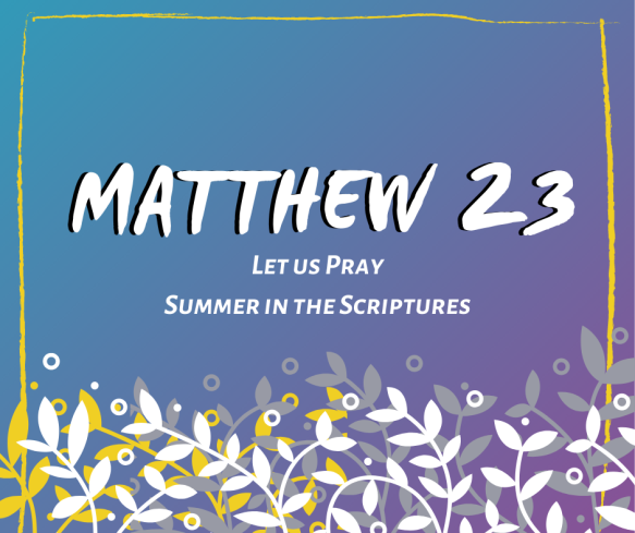 Summer in the Scriptures (7)