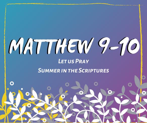 Summer in the Scriptures (8)
