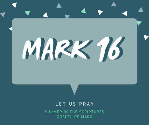 summer in the scriptures- Mark (4)
