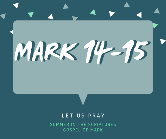 summer in the scriptures- Mark (5)