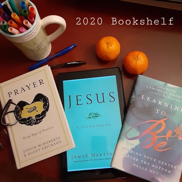 2020 bookshelf